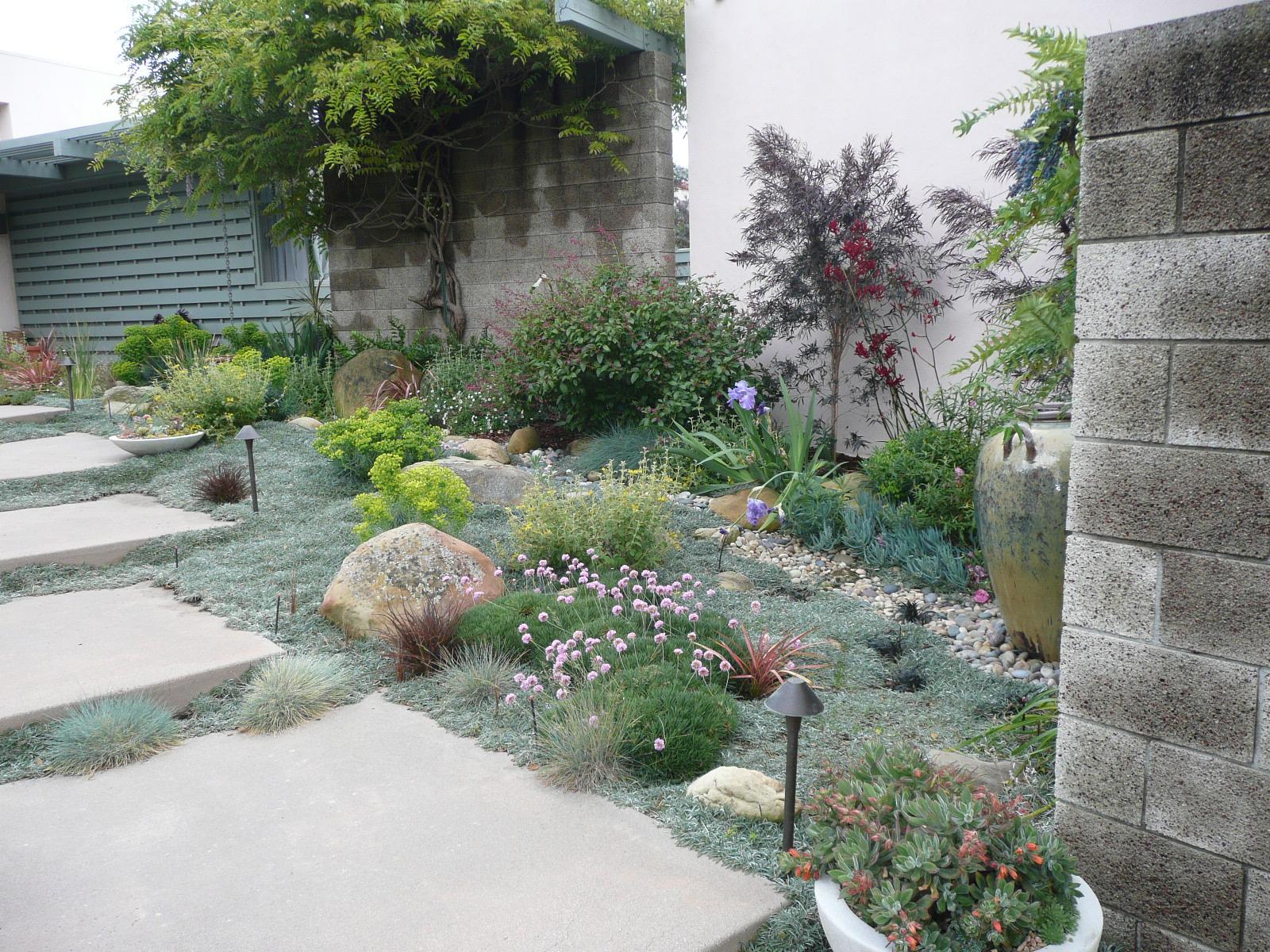 Waterwise Garden Design Water Wise  Gardefacts